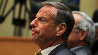 Bob Filner Begins 90-Day House Arrest
