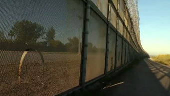 On Camera: Undocumented Immigrants Caught Crossing Border