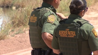 Border Patrol Agents Arrest Convicted Sex Offender