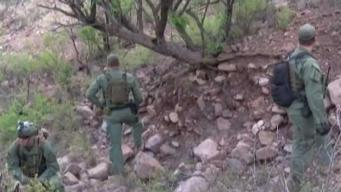 Border Patrol Conducting Hot Weather Rescues