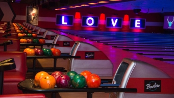 Eater SD: Souped Up Bowling Alley Rolls Into Chula Vista