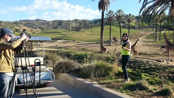 USA Tourism Agency Shoots Promo Spots in SD