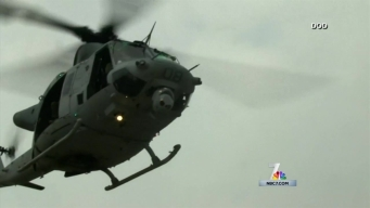 Search for Missing Chopper Enters 2nd Day