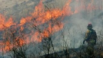 June Could Bring Increased Fire Danger: Report