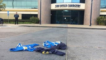 Chargers 'Just Lost San Diego': Mayor