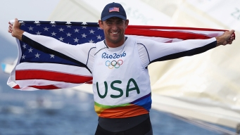Olympic Sailor Battles Back to Win Bronze in Rio