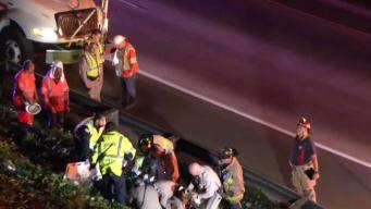 Caltrans Worker Dies From Fall on Duty