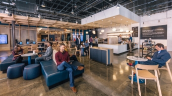 Capital One Café Opens in SD: Banking + Latte?