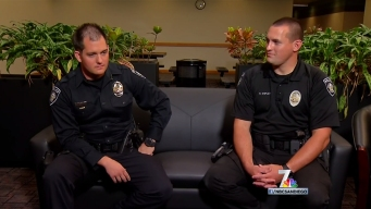 Carlsbad Officers Save Life of Woman in Scooter Crash