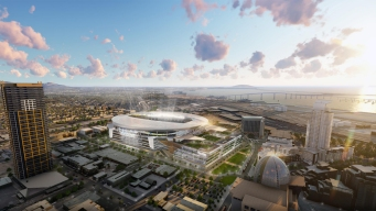 Stadium Project Estimate Is $400M Short: Taxpayer Group