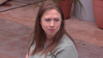 Chelsea Clinton Stops by San Diego Zoo to Talk Children's Book