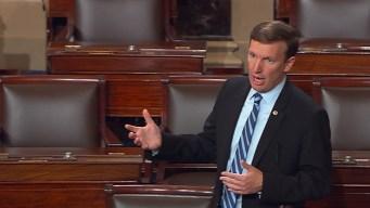 Senate Dems' Gun Control Filibuster Hits 12 Hours