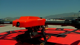Chula Vista Drone Company Shows Drone Capabilities