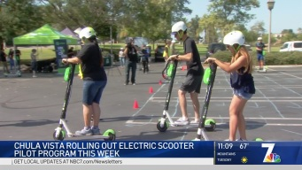 Chula Vista Rolling Out Electric Scooter Program