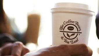 New Coffee Bean & Tea Leaf Opens