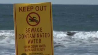 Millions of Gallons of Sewage Spill Into US: IBWC