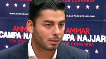 Campa-Najjar Responds to Letter Saying He's Security Risk