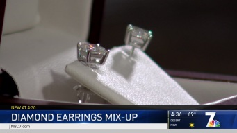 Man Takes Home Fake Display Earrings Instead of Real, $4,000 Ones