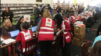 County Opens Local Assistance Center in Vista for Lilac Fire