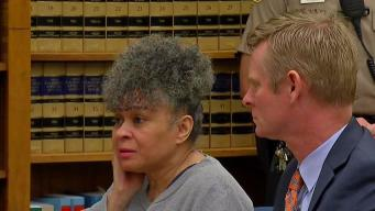Woman Convicted of Killing Family Bursts Out in Court