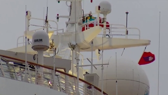 Cruise Ship Season Sets Sail
