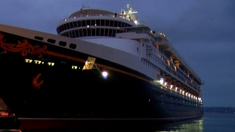 Cruise Ship Season Begins in San Diego