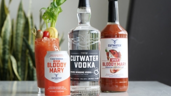 Anheuser-Busch Acquires Cutwater Spirits