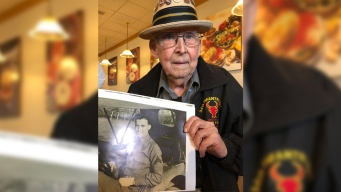 Donations Help World War II Vet Attend D-Day Commemoration