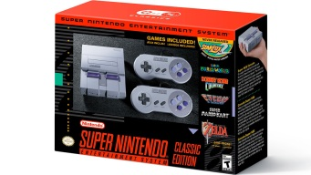 Nintendo Announces Classic Edition of Old Video Game