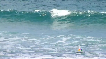 Ocean Temperatures Soar Above Normal