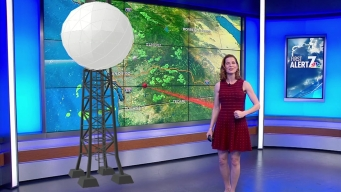 NBC 7 Has You Covered with Exclusive First Alert 7 Doppler Radar