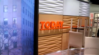Behind the Scenes at the Today Show