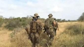 SD Man Risks Life to Save Rhinos