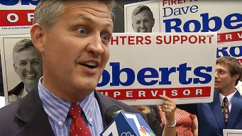 Slight Lead for Roberts in County Supervisor Race