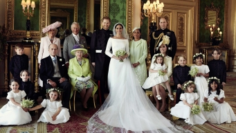 Wedding Portraits of Duke and Duchess of Sussex Revealed