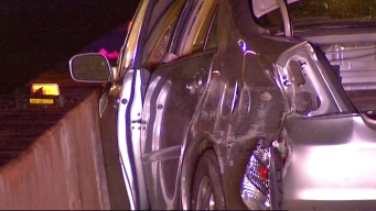 Woman Dies in Spinout Along I-5
