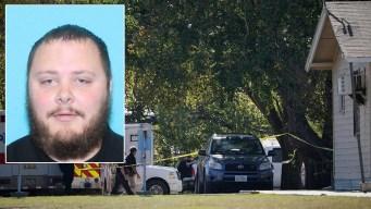Texas Church Gunman Served Confinement in Miramar