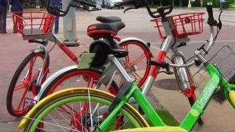 Coronado Tries New Solution to Impounded Dockless Bicycles
