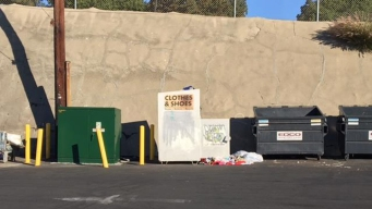 Man Found Dead in Donation Bin in City Heights