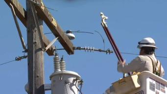 Downed Power Line Puts Fallbrook on Fire Alert