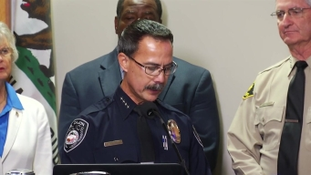 ECPD Chief Gives Timeline of Events After Police Shooting