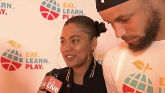 Eat. Learn. Play. with Ayesha and Steph Curry