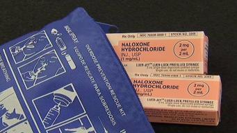 Efforts Behind Wider Naloxone Availability Moving Slowly