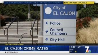 Mayor Hopes Unity Will Help Erase Violent Crime Spike in El Cajon