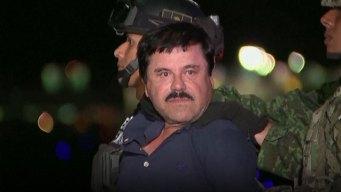 Joaqin 'El Chapo' Guzman Extradited to U.S.