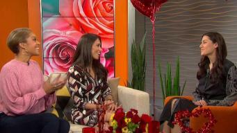 Elle Huerta Helps To Mend Broken Hearts