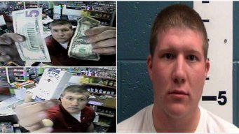 Man Breaks Into Store & Pays for Cigarettes