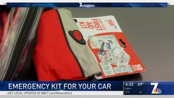 Always Keep an Emergency Kit in Your Car