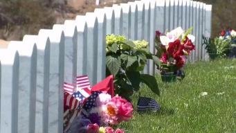 Family, Friends, Servicemembers Commemorate Memorial Day