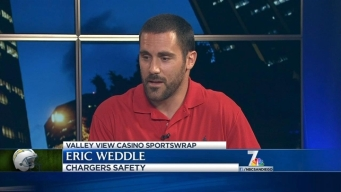 Eric Weddle: No Excuses, No Regrets